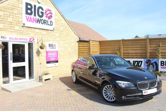 Used BMW 7 SERIES in Used Cars Swindon for sale