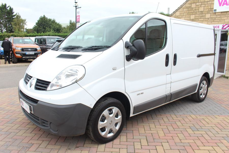 RENAULT TRAFIC SL27 DCI 115 EXTRA SWB LOW ROOF - 6450 - 8