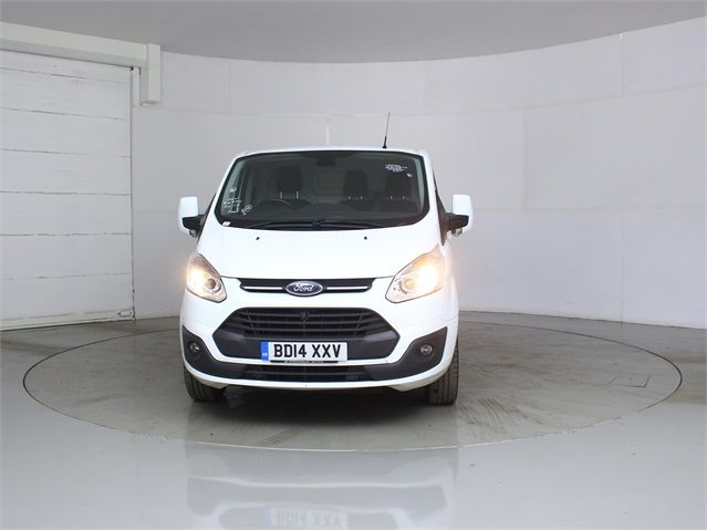FORD TRANSIT CUSTOM 270 TDCI 125 L1 H1 LIMITED SWB LOW ROOF FWD - 7021 - 6