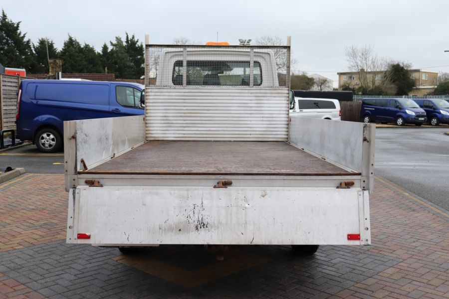 VOLKSWAGEN CRAFTER CR35 TDI 140 BMT LWB SINGLE CAB ALLOY DROPSIDE - 12073 - 33