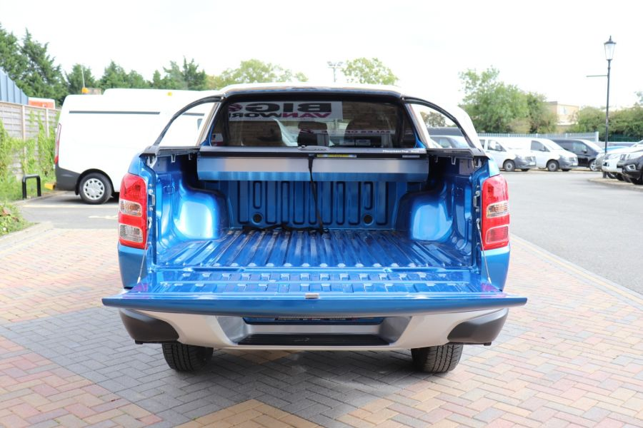 MITSUBISHI L200 DI-D 178 4WD WARRIOR DOUBLE CAB WITH ROLL'N'LOCK TOP - 11123 - 44