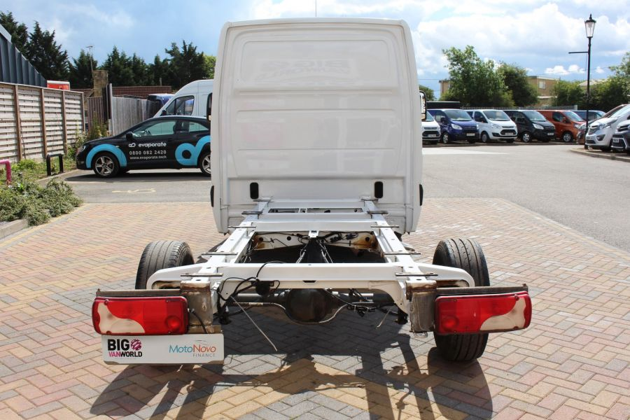 MERCEDES SPRINTER 313 CDI 129 MWB SINGLE CAB CHASSIS - 10942 - 7