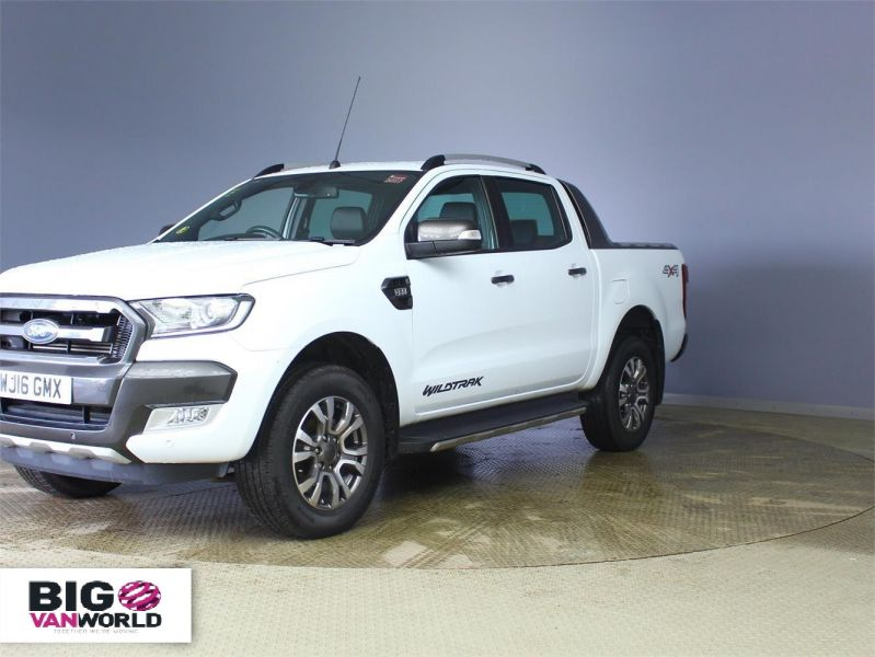 FORD RANGER WILDTRAK TDCI 197 4X4 DOUBLE CAB AUTO - 7637 - 5