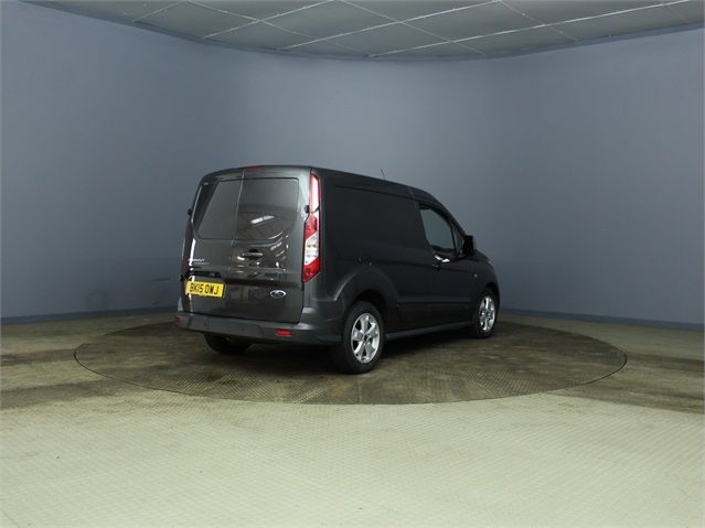 FORD TRANSIT CONNECT 200 TDCI 115 L1 H1 LIMITED SWB LOW ROOF - 7566 - 2