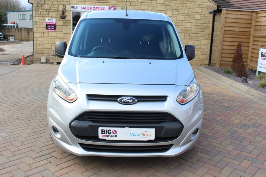 FORD TRANSIT CONNECT 240 TDCI 115 L2 H1 TREND DOUBLE CAB 5 SEAT CREW VAN - 7359 - 9