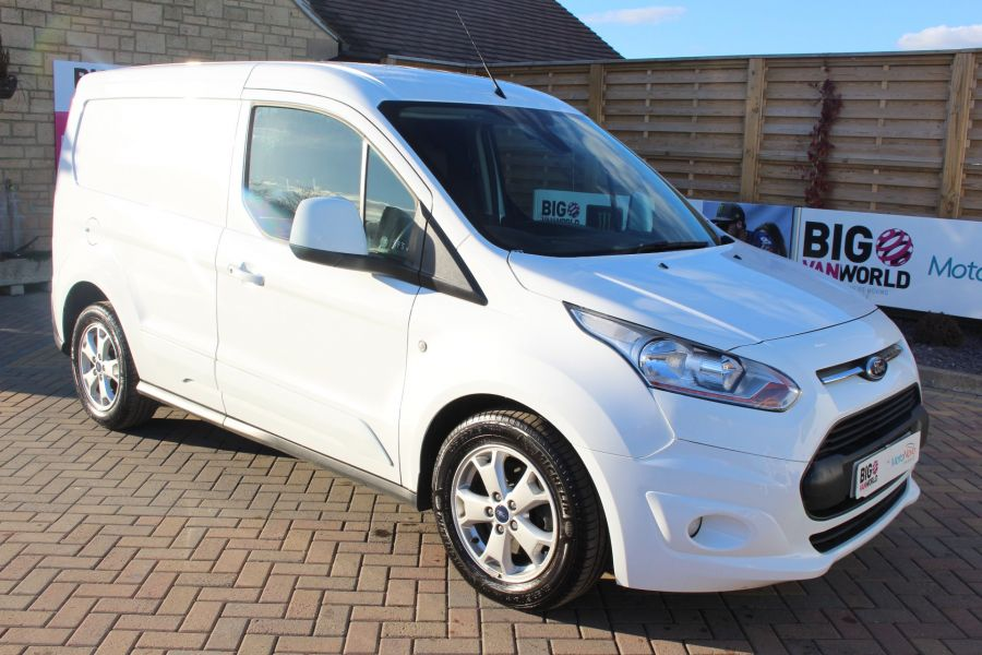 FORD TRANSIT CONNECT 200 TDCI 115 L1 H1 LIMITED SWB LOW ROOF - 7426 - 3