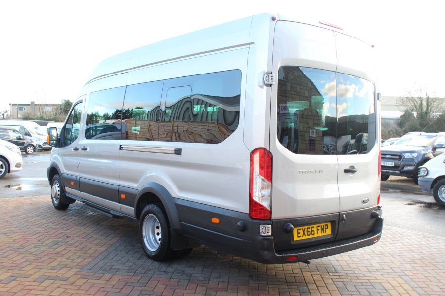 FORD TRANSIT 460 TDCI 155 TREND L4 H3 HIGH ROOF 17 SEAT BUS - 8517 - 7