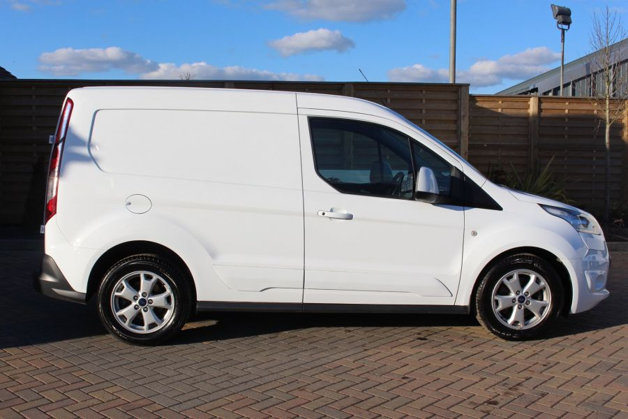 FORD TRANSIT CONNECT 200 TDCI 115 L1 H1 LIMITED SWB LOW ROOF - 7426 - 4