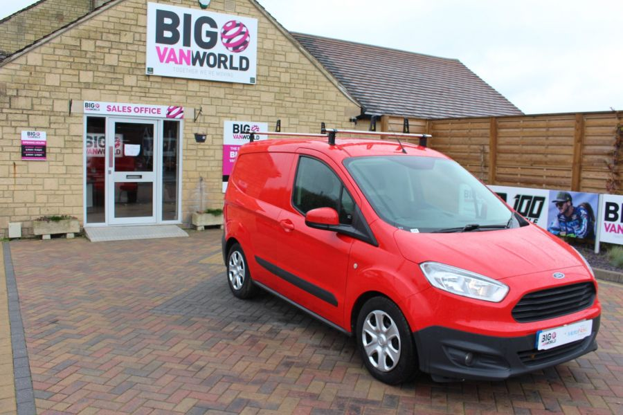 FORD TRANSIT COURIER 1 .6 TDCI 95 TREND - 8449 - 3