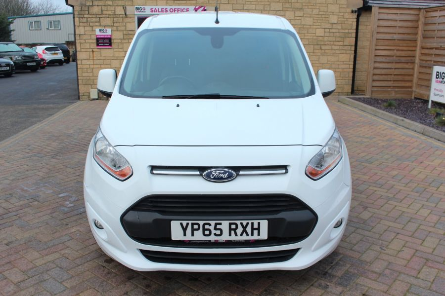 FORD TRANSIT CONNECT 240 TDCI 115 L2 L1 LIMITED LWB LOW ROOF - 8603 - 9
