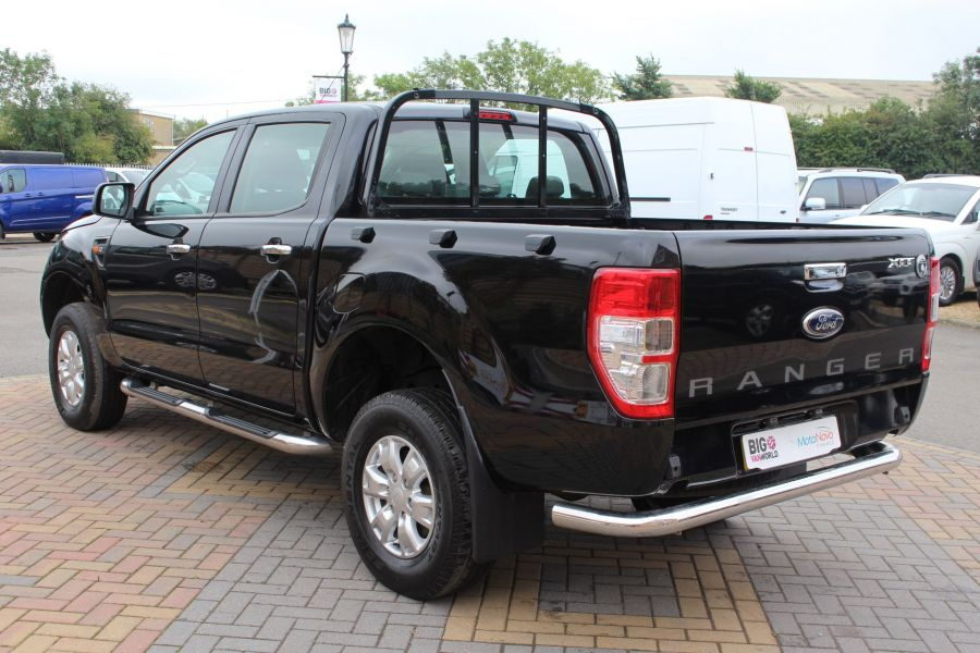 FORD RANGER XLT 4X4 DOUBLE CAB TDCI 150 - 6213 - 7