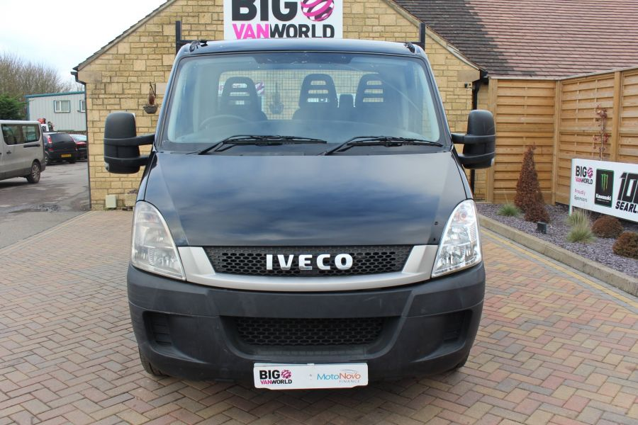 IVECO DAILY 35S13 SINGLE CAB ALLOY TIPPER - 5432 - 17