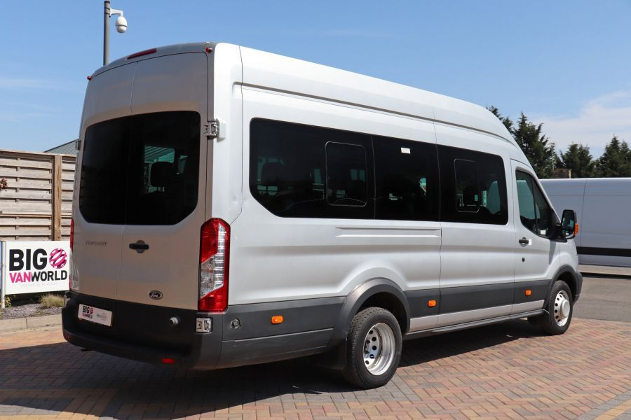 FORD TRANSIT 350 TDCI 155 L4H3 TREND 17 SEAT BUS HIGH ROOF DRW RWD  (13895) - 12177 - 6