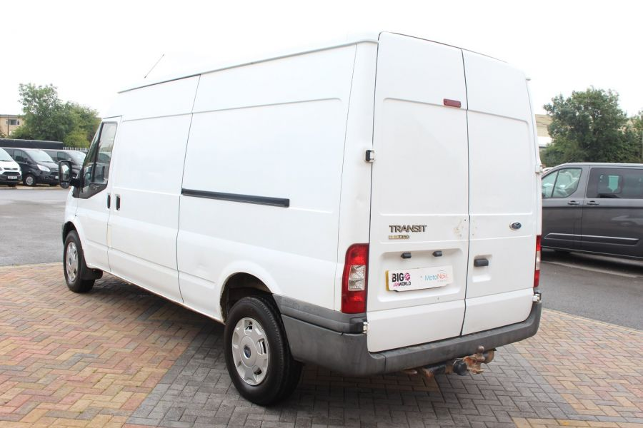 FORD TRANSIT 350 TDCI 115 LWB MEDIUM ROOF RWD - 8295 - 7