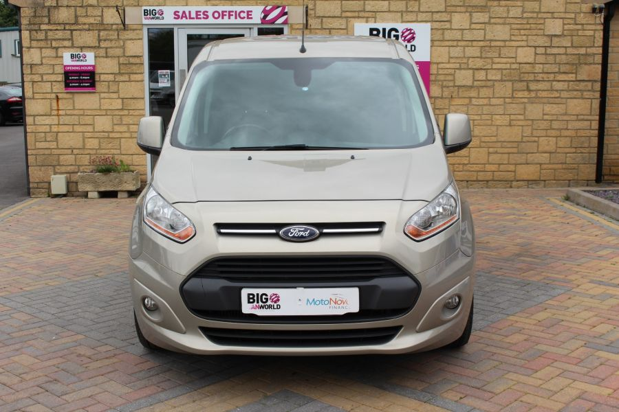 FORD TRANSIT CONNECT 200 TDCI 115 L1 H1 LIMITED SWB LOW ROOF - 9459 - 10