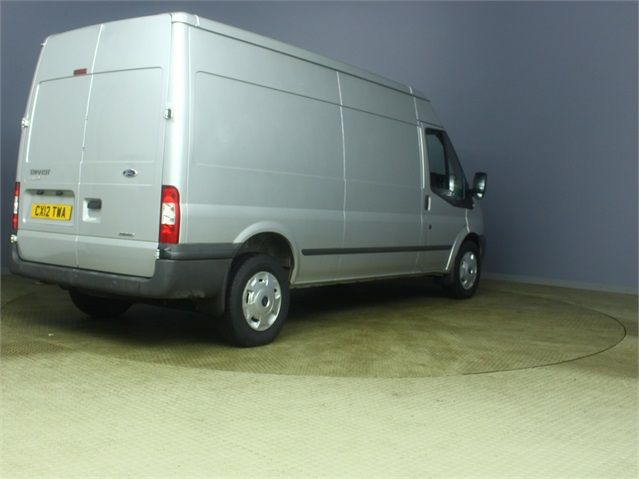 FORD TRANSIT 350 TDCI 125 TREND LWB MEDIUM ROOF FWD - 7509 - 2