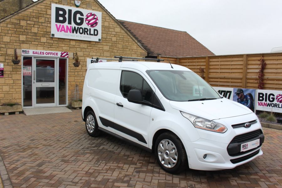 FORD TRANSIT CONNECT 200 TDCI 95 L1 H1 TREND SWB LOW ROOF - 6989 - 2