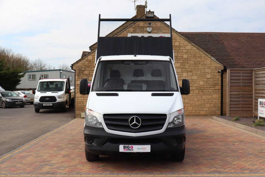 MERCEDES SPRINTER 313 CDI 129 MWB SINGLE CAB NEW BUILD ALLOY TIPPER - 11018 - 21