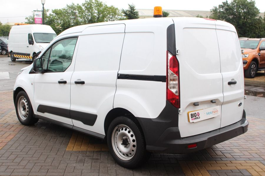 FORD TRANSIT CONNECT 200 TDCI 95 L1 H1 SWB LOW ROOF - 6616 - 7