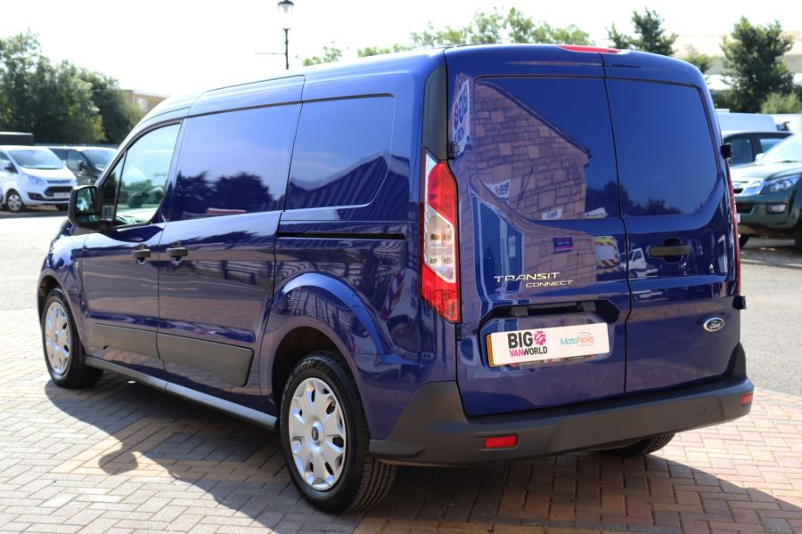FORD TRANSIT CONNECT 210 TDCI 95 L2H1 TREND LWB LOW ROOF - 9800 - 7