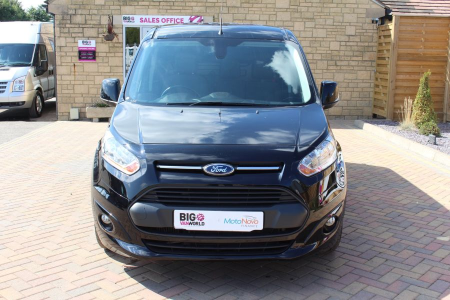 FORD TRANSIT CONNECT 240 TDCI 115 L2 H1 LIMITED LWB LOW ROOF - 6691 - 9