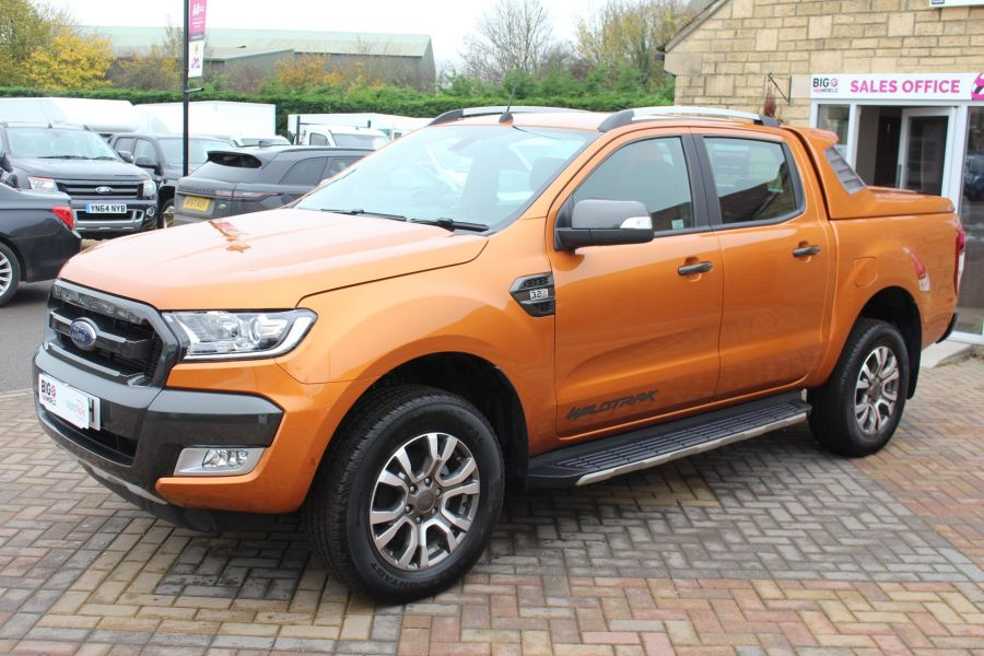 FORD RANGER WILDTRAK 4X4 TDCI 200 DOUBLE CAB - 6921 - 8