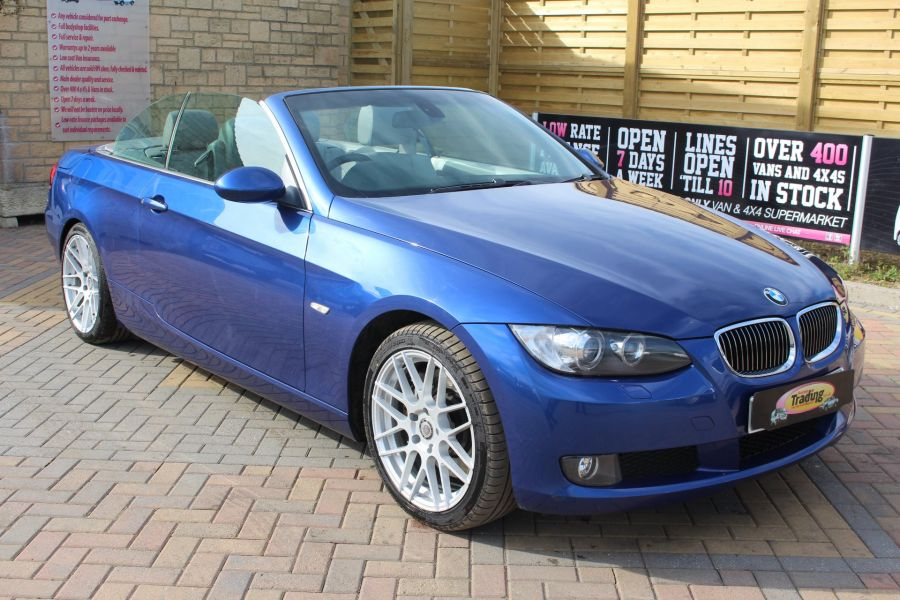 BMW 3 SERIES 330D SE AUTO CONVERTIBLE - 6042 - 10