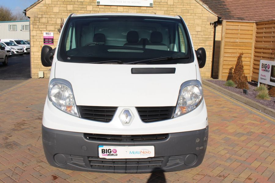 RENAULT TRAFIC LL29 DCI 115 LWB LOW ROOF - 7644 - 9
