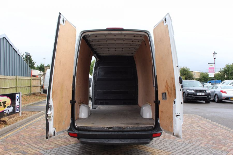 MERCEDES SPRINTER 313 CDI LWB HIGH ROOF - 5112 - 9