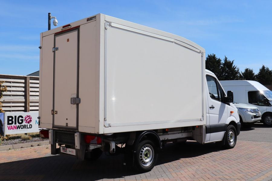 MERCEDES SPRINTER 313 CDI 129 MWB FRIDGE BOX - 10964 - 6