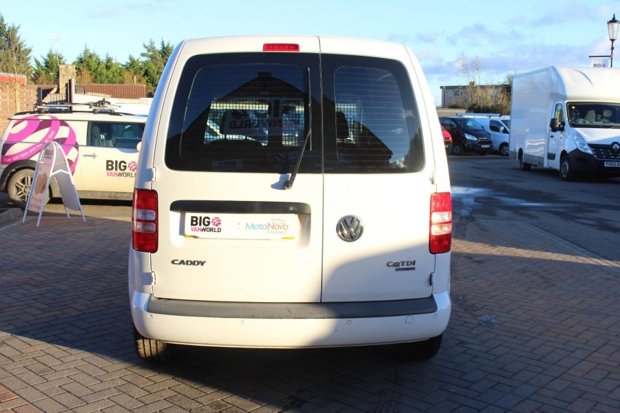 VOLKSWAGEN CADDY C20 TDI 102 HIGHLINE BLUEMOTION TECH - 7176 - 6