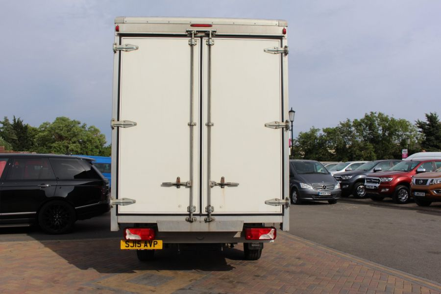 MERCEDES SPRINTER 313 CDI 129 LWB CURTAINSIDER - 7969 - 18