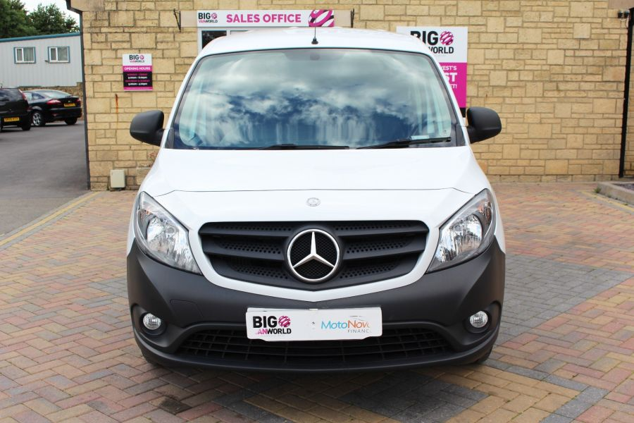 MERCEDES CITAN 109 CDI 90 LWB LOW ROOF - 9392 - 10