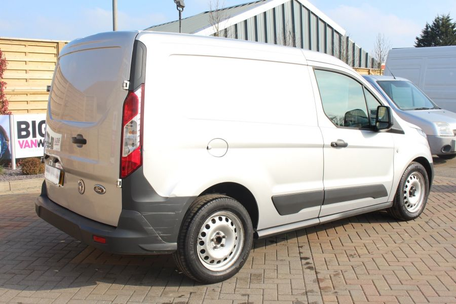 FORD TRANSIT CONNECT 200 TDCI 75 L1 H1 SWB LOW ROOF - 7328 - 5