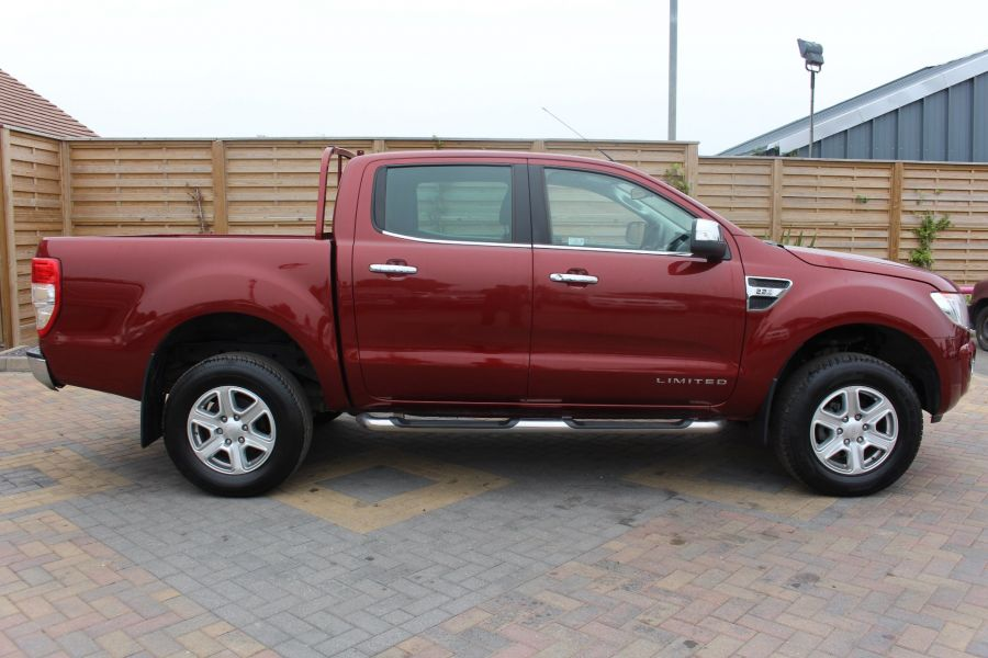 FORD RANGER TDCI 150 LIMITED 4X4 DOUBLE CAB - 8027 - 4