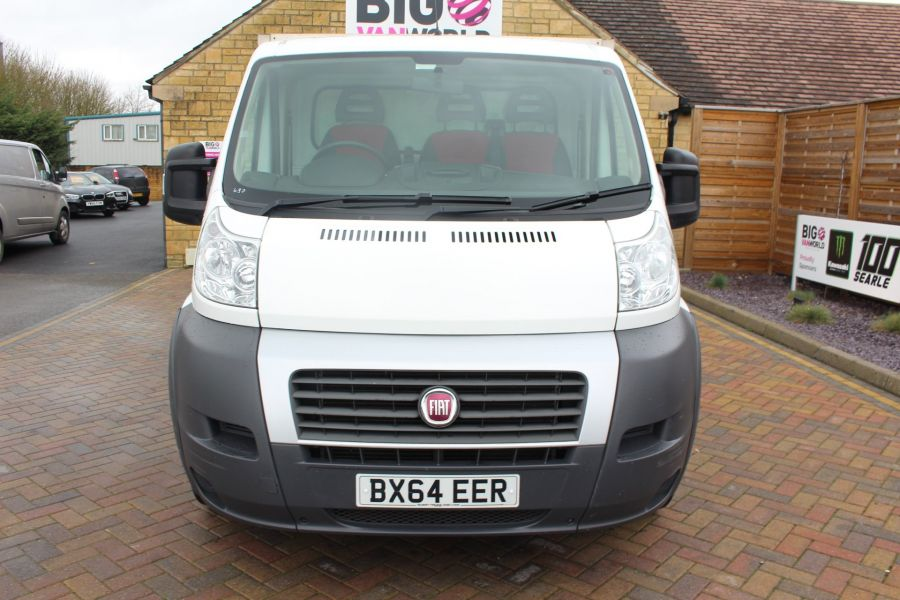 FIAT DUCATO 35 MAXI MULTIJET 130 13.5 FT ALLOY CAGED DROPSIDE WITH TAIL LIFT - 8868 - 9