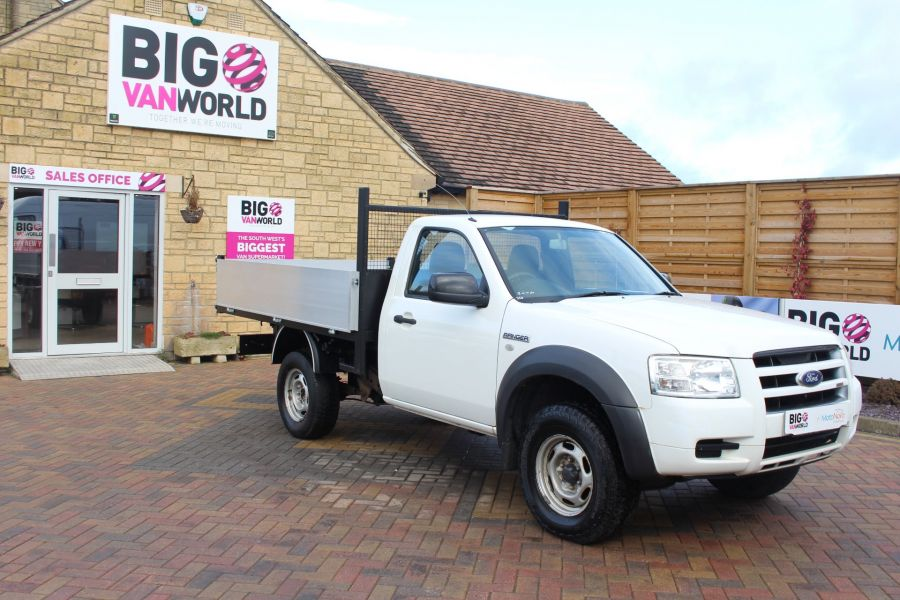FORD RANGER 4X4 TDCI REGULAR CAB ALLOY TIPPER - 7054 - 10