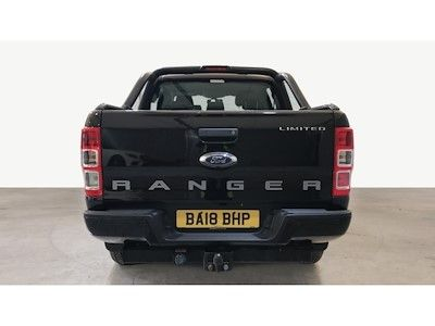 FORD RANGER TDCI 160 BLACK EDITION 4X4 DOUBLE CAB WITH ROLL'N'LOCK TOP - 11531 - 4