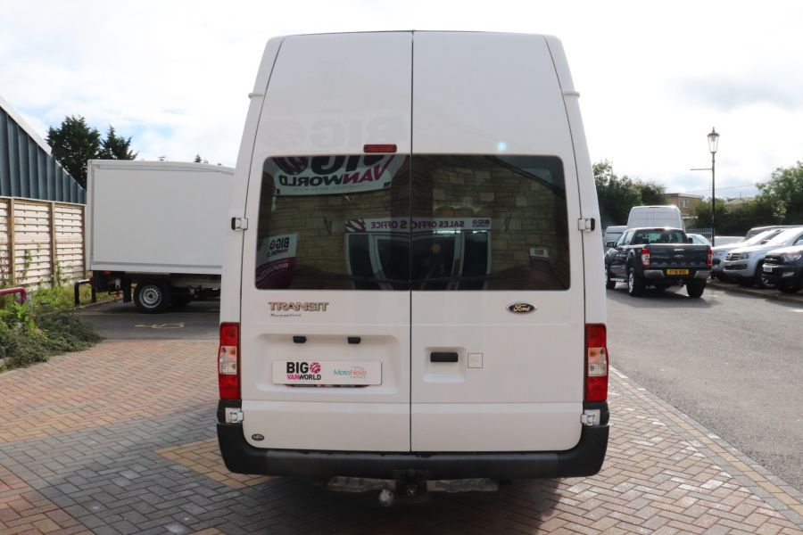FORD TRANSIT 430 TDCI 135 EL LWB 17 SEAT BUS WITH WHEELCHAIR ACCESS HIGH ROOF DRW RWD - 9665 - 6