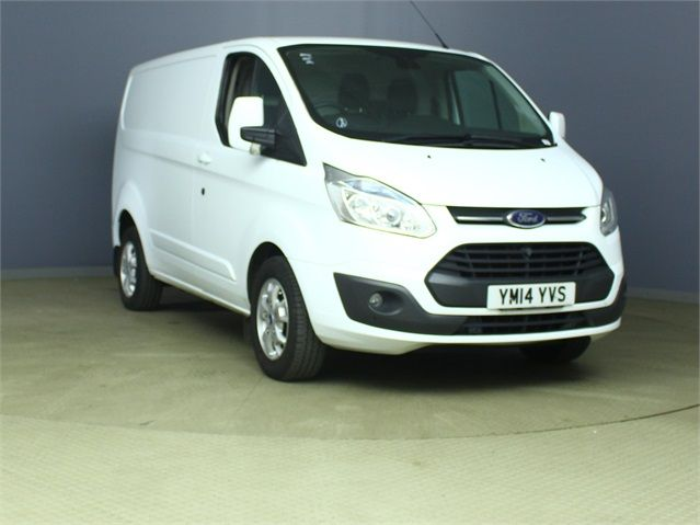 FORD TRANSIT CUSTOM 270 TDCI 125 LIMITED L1 H1 SWB LOW ROOF FWD - 6592 - 1
