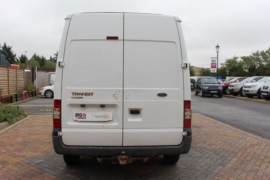 FORD TRANSIT 350 TDCI 115 LWB MEDIUM ROOF RWD - 8295 - 6