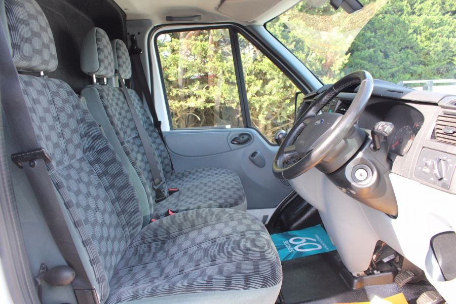 FORD TRANSIT 350 TDCI 125 LIMITED LWB HIGH ROOF FWD - 4893 - 10