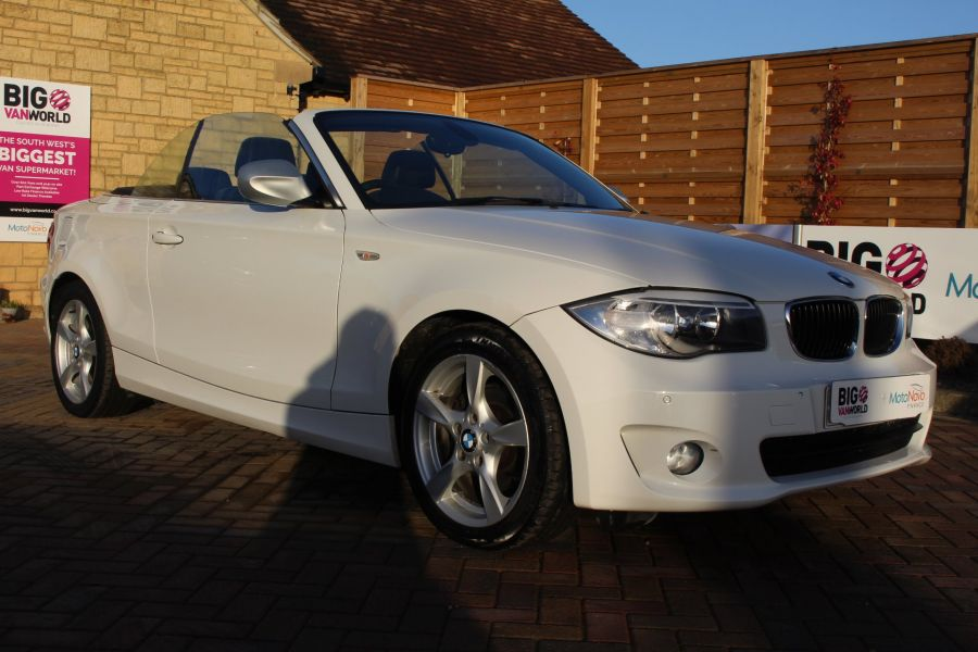 BMW 1 SERIES 120D EXCLUSIVE EDITION - 5886 - 12