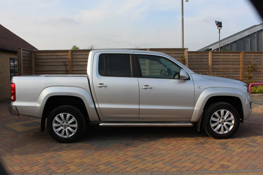 VOLKSWAGEN AMAROK DC BITDI 180 HIGHLINE 4MOTION DOUBLE CAB - 9182 - 4