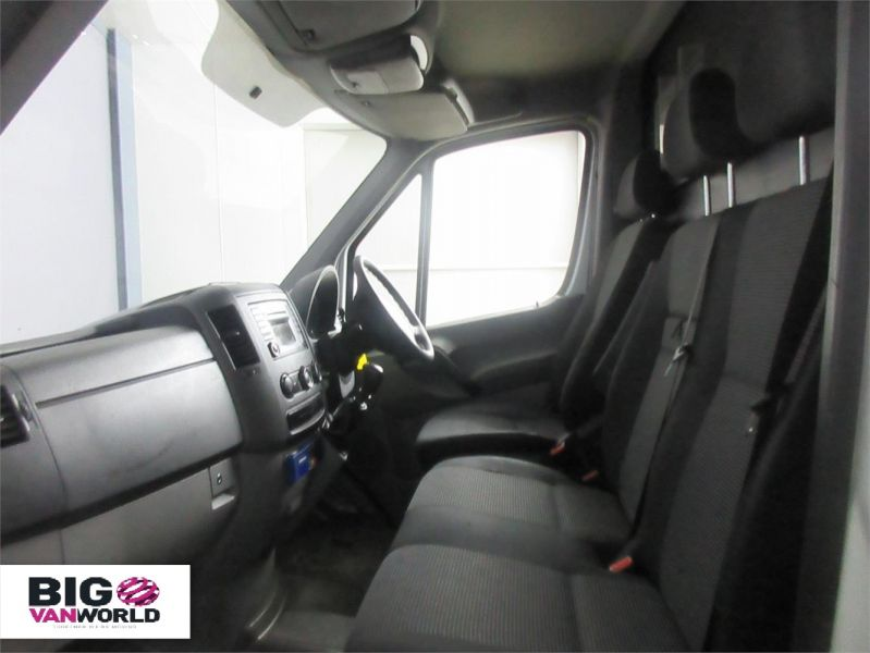 MERCEDES SPRINTER 313 CDI MWB HIGH ROOF FRIDGE WITH OVERNIGHT - 7388 - 12