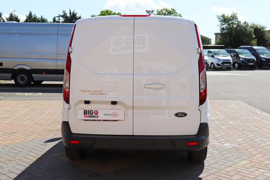 FORD TRANSIT CONNECT 200 TDCI 120 L1H1 LIMITED SWB LOW ROOF - 11716 - 7