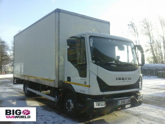 Used IVECO EUROCARGO in Used Vans Swindon for sale