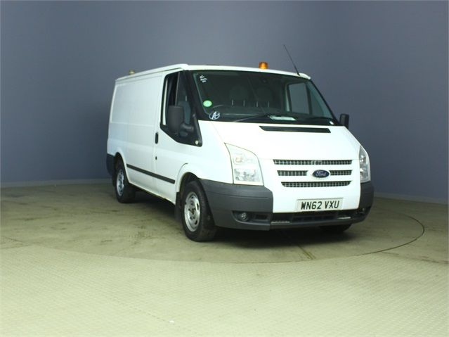 FORD TRANSIT 280 TDCI 125 TREND SWB LOW ROOF FWD - 7043 - 1