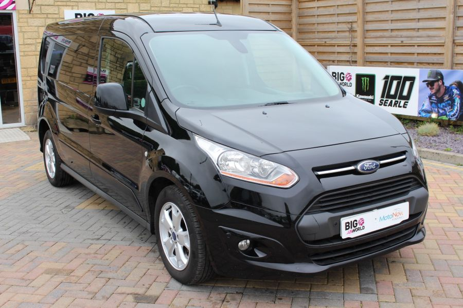 FORD TRANSIT CONNECT 240 TDCI 115 L2 H1 LIMITED LWB LOW ROOF - 9355 - 3
