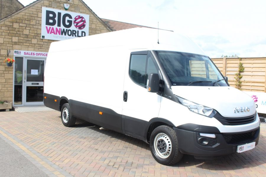 IVECO DAILY 35S14V 4100WB LWB HIGH ROOF - 10196 - 2